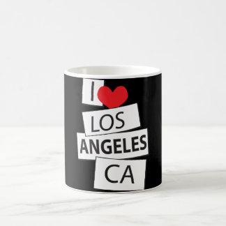 I Love Los Angeles CA Mug