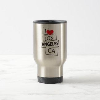 I Love Los Angeles CA Coffee Mug