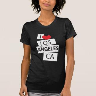 I Love Los Angeles CA Shirts