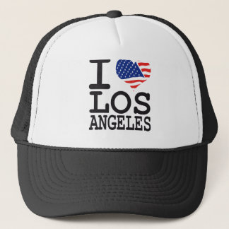 I love Los Angeles Trucker Hat