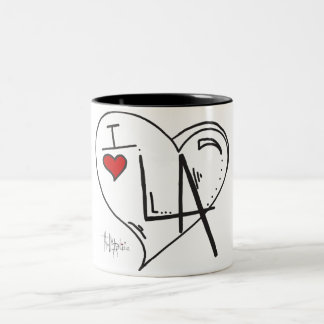 """I Love Louisiana"" Mug"