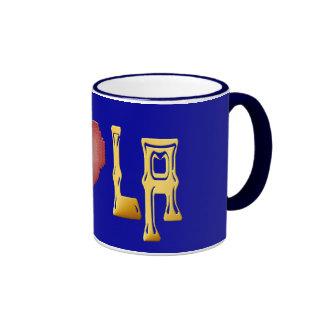 I LOVE LOUISIANA Mug