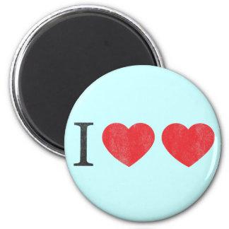 I Love Love Magnet