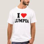 I Love Lumpia T-Shirt