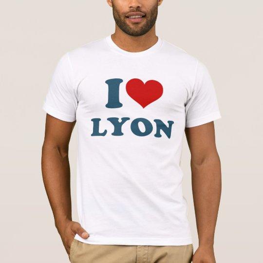 I Love Lyon T-Shirt