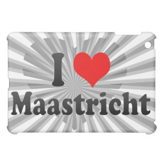 I Love Maastricht, Netherlands Case For The iPad Mini