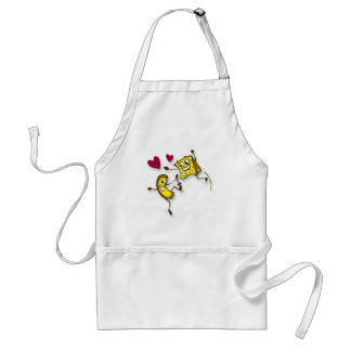 I love mac and cheese aprons