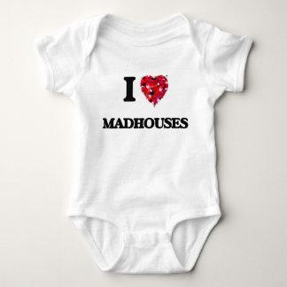 I Love Madhouses Shirts