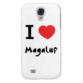 I love Magalluf Galaxy S4 Case