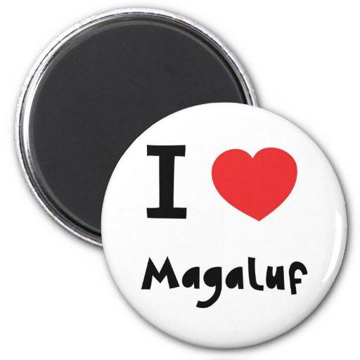 I love Magalluf Magnet