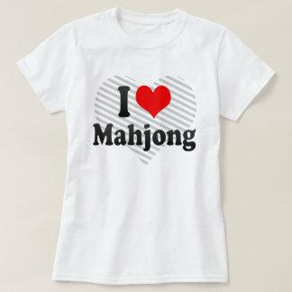I love Mahjong Tee Shirts