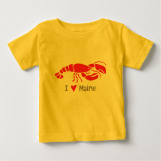 I love Maine Lobster Tshirts
