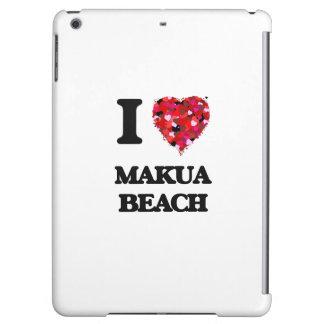 I love Makua Beach Hawaii
