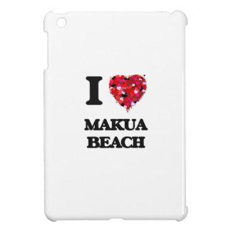 I love Makua Beach Hawaii Cover For The iPad Mini