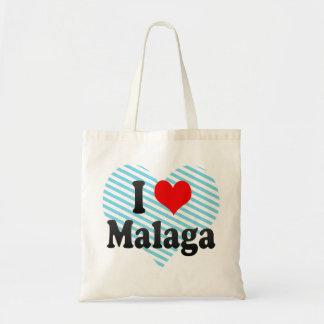 I Love Malaga, Spain. Me Encanta Malaga, Spain Tote Bag
