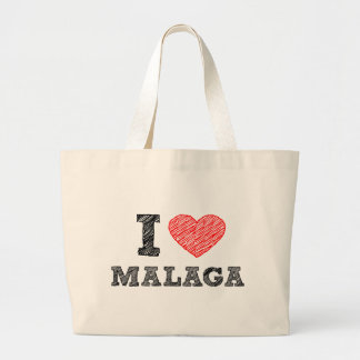 I Love Málaga Bag