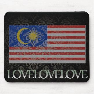 I love Malaysia Cool Mousepad