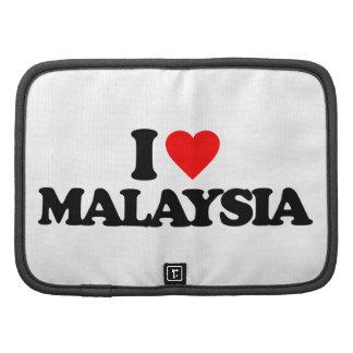 I LOVE MALAYSIA PLANNERS