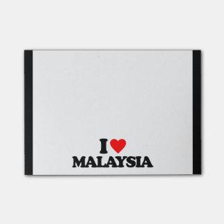 I LOVE MALAYSIA POST-IT® NOTES