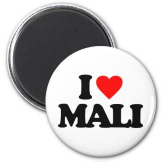 I LOVE MALI MAGNET