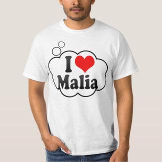 I love Malia Tee Shirts