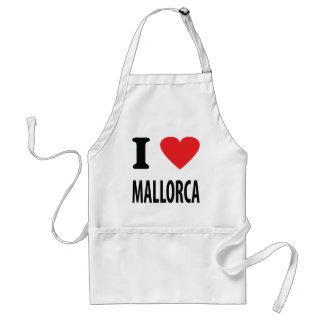 I love mallorca icon aprons