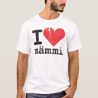 I Love Mämmi Basic T-shirt