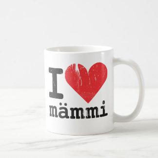 I Love Mämmi Classic White Mug