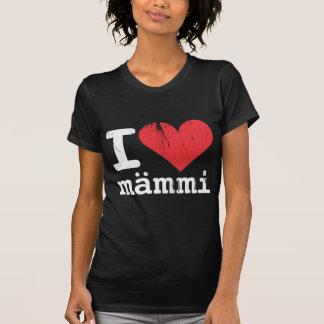 I Love Mämmi Women's Dark T-shirt