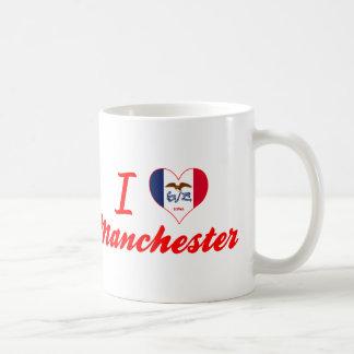I Love Manchester, Iowa Mugs
