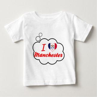 I Love Manchester, Iowa T-shirt