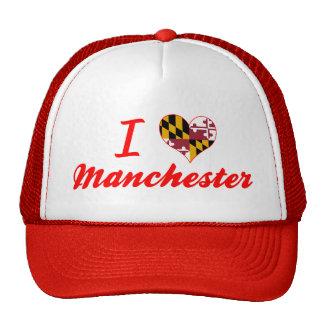 I Love Manchester, Maryland Hat