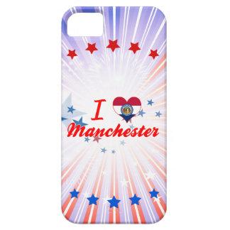 I Love Manchester, Missouri iPhone 5 Case
