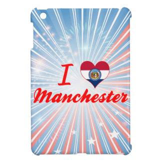 I Love Manchester, Missouri iPad Mini Covers