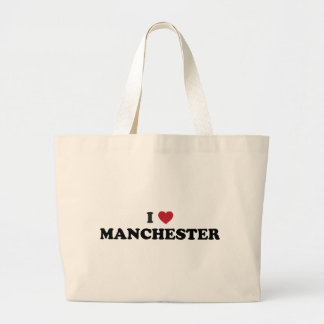 I Love Manchester New Hampshire Bags