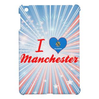 I Love Manchester, Oklahoma iPad Mini Case