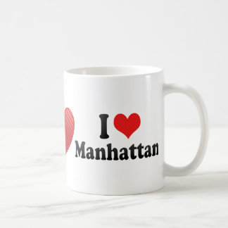 I Love Manhattan Coffee Mug