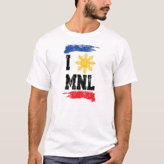 I Love Manila T-Shirt
