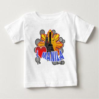 I love Manila Tshirt
