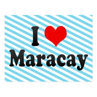 I Love Maracay, Venezuela Postcard