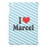 I love Marcel iPad Mini Cases