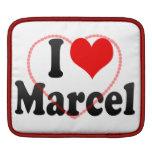 I love Marcel iPad Sleeve