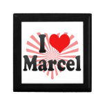 I love Marcel Jewelry Box