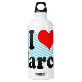 I love Marcel SIGG Traveller 0.6L Water Bottle