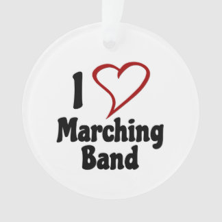 I Love Marching Band