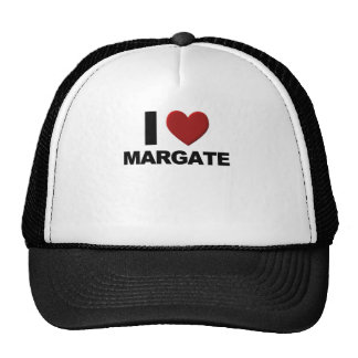 I Love Margate Cap
