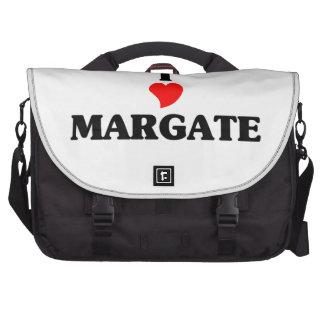 I love Margate Laptop Commuter Bag