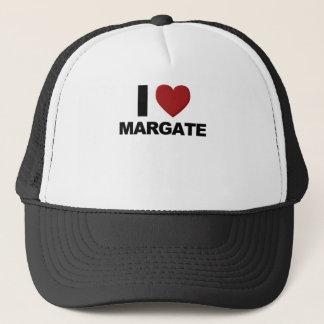 I Love Margate Trucker Hat