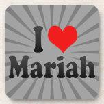 I love Mariah Coasters