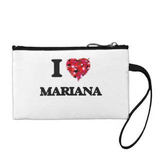 I Love Mariana Coin Purse